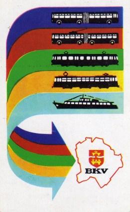 BKV - 1972