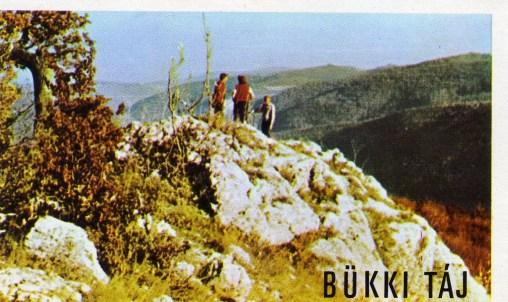 BORSOD Tourist (Bükk) - 1975