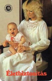 ÁB - Életbiztosítás - 1987