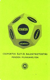 ÁB - CSÉB - 1968