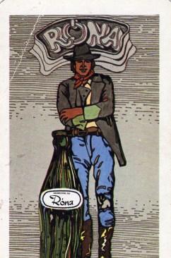 ÁGKER (Róna üdítőital) - 1979