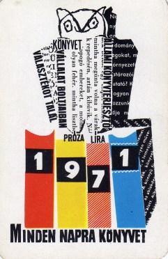 Állami Könyvterjesztő Vállalat - 1971
