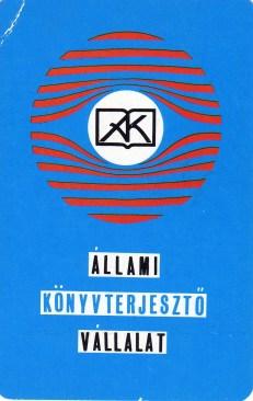 Állami Könyvterjesztő Vállalat - 1979