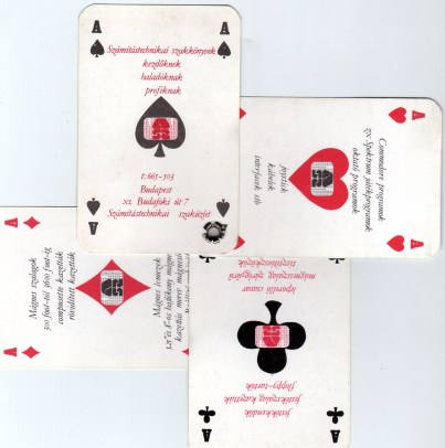 ÁPISZ - póker (a) - 1986