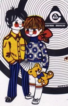 Centrum Áruházak (1) - 1972