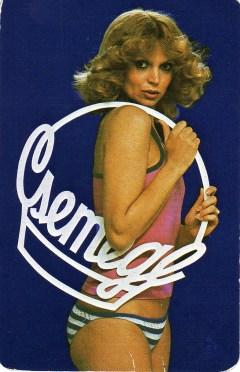 CSEMEGE (Bálint Ágnes) - 1982