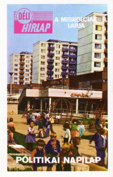 Déli Hírlap (Miskolc) - 1983