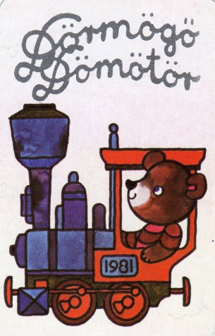 Dörmögö Dömötör - 1981