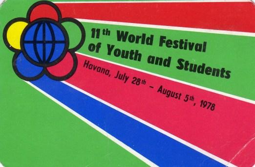 Demokratikus Ifjúsági Világtalálkozó (Havanna) - 1978