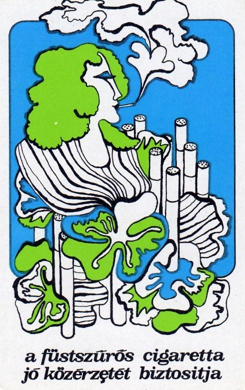 Dohányértékesítő és Készletező Vállalat - 1974