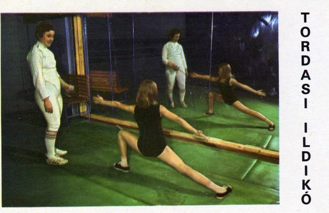 Edzett Ifjúságért (Tordas Ildikó) - 1979
