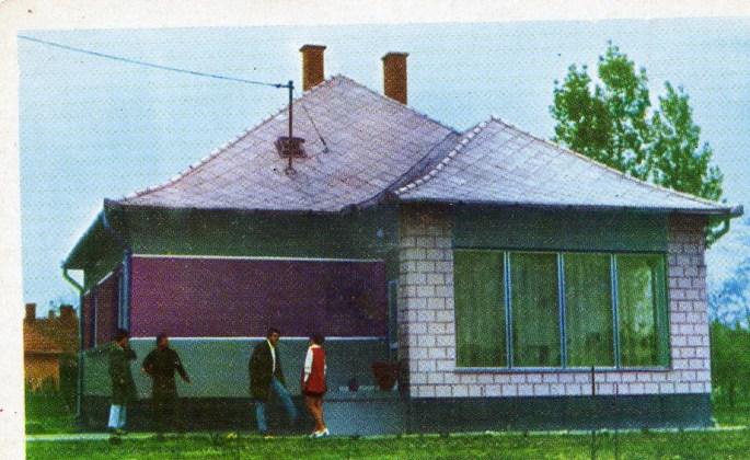 Fa-, Fém- és Építőipari Ktsz (Biharkeresztes) - 1972
