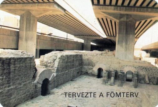 FŐMTERV (Budapest, Óbudai felüljárók) - 1989