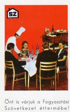 Fogyasztási Szövetkezet - 1972