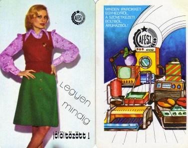 Fogyasztási Szövetkezet (ÁFÉSZ) - 1976