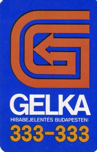 Gelka - 1972