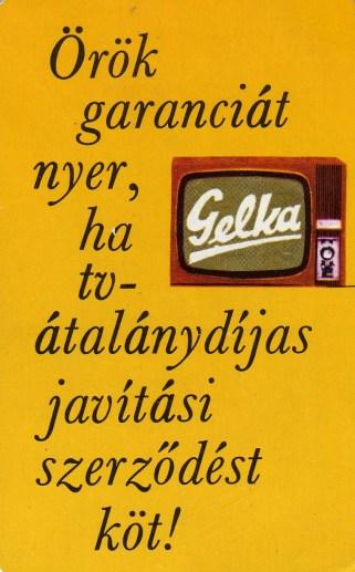 Gelka - 1973