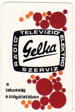 Gelka - 1979