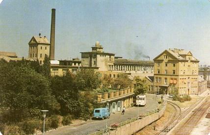 Hazai Fésűfonó és Szövőgyár (Budapest, Soroksári 164) - 1985