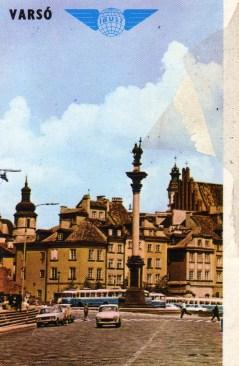 IBUSZ (Varsó) - 1973