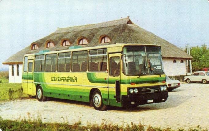 IKARUS (Székesfehérvár) - 1986