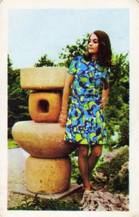 Ismeretlen kiadó (feliratozás nélküli naptár) - 1972