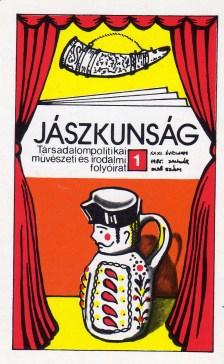 JÁSZKUNSÁG folyóirat - 1985