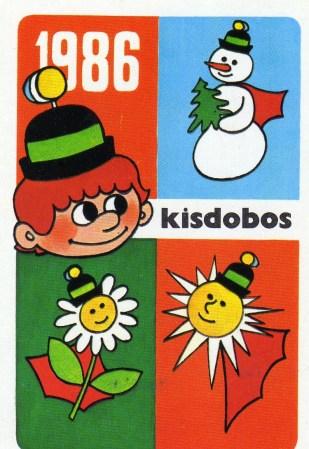 Kisdobos - 1986