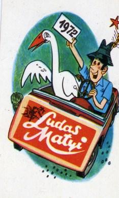 Ludas Matyi - 1972