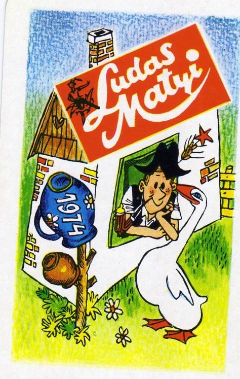 Ludas Matyi - 1974