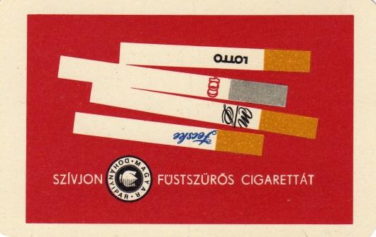Magyar Dohányipar - 1968
