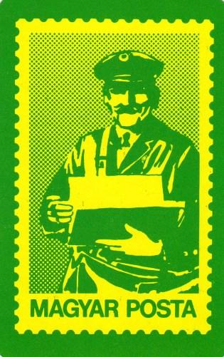 Magyar Posta - 1981