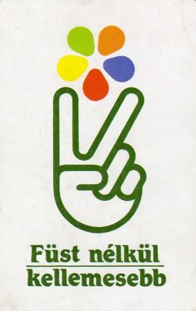Magyar Vöröskereszt - OENI - 1986