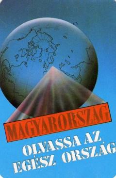 Magyarország - olvassa az egész ország - 1986