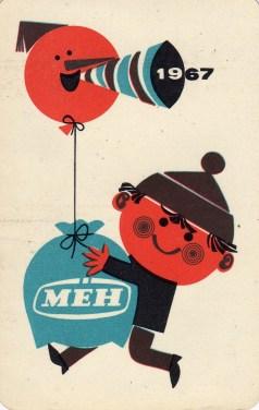 MÉH (2) - 1967