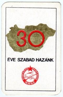 MHSZ - 1975