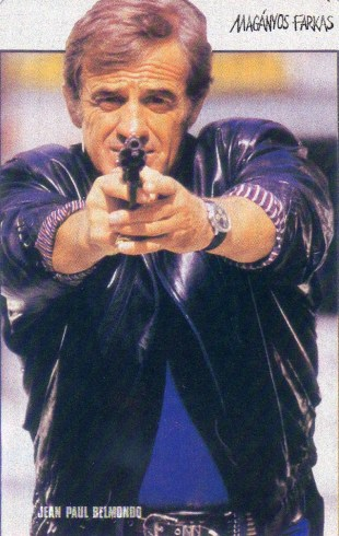 MOKÉP (Jean Paul Belmondo) - 1989