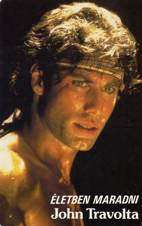 MOKÉP (John Travolta) - 1986