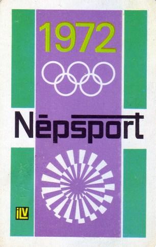 NÉPSPORT (ILV) - 1972