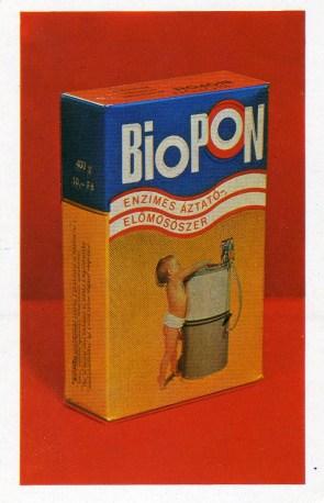 Növényolajipari és Mosószergyártó Vállalat (Biopon) - 1979