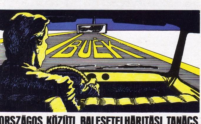 Országos Közúti Balesetelhárítási Tanács - 1973