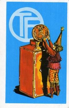 OTP - Tanulók Takarékpénztára - 1984