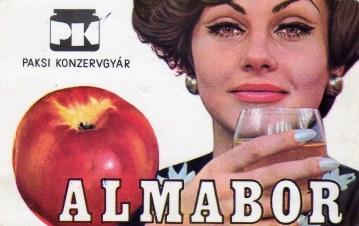 Paksi Konzervgyár (almabor) - 1970