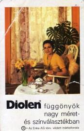 Paszományárugyár Budapest (Diolen) - 1978