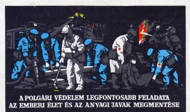 Polgári Védelem - 1972