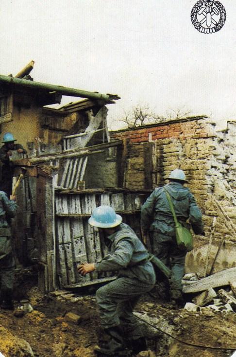 Polgári Védelem Orzságos Parancsnoksága - 1988