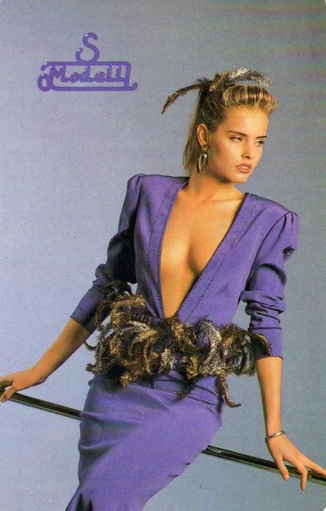 S Modell - 1989