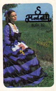 S Modell (kivételES, kellemES, különlegES) - 1982