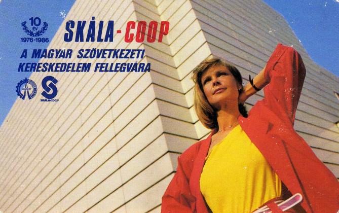 SKÁLA-Coop (Komjáthy Ágnes) - 1986