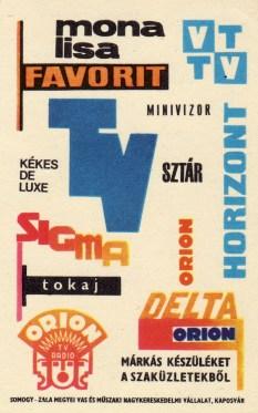 Somogy-Zala Megyei Műszaki Nagyker (2) - 1968